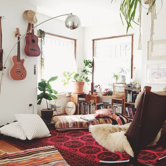 Come arredare casa in stile hippie chic, la nuova tendenza home ...