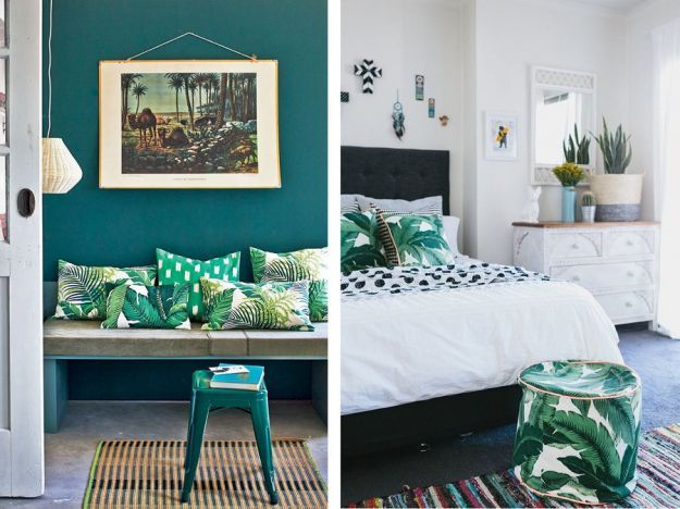 Come arredare casa in stile tropical idee di stile for Camera letto jungle