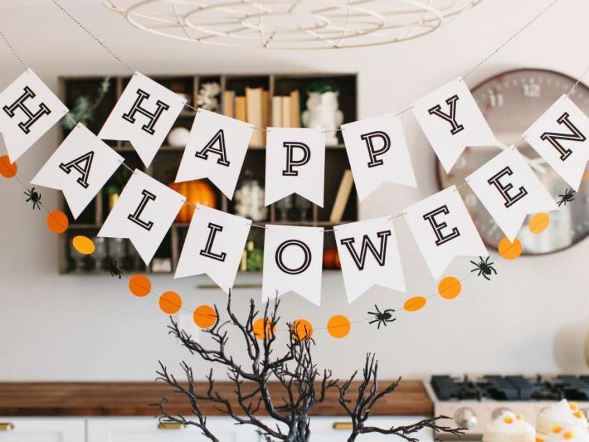 Decorazioni di halloween fai da te 20 idee facili da for Decorazioni torte halloween fai da te