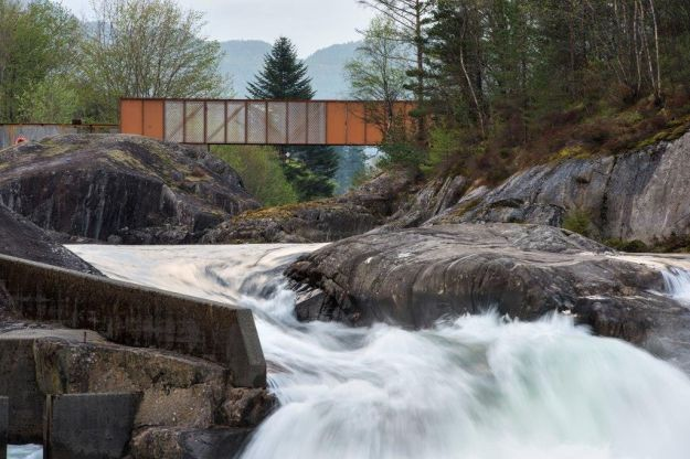 House Bridge di Rintala Eggertsson Architects