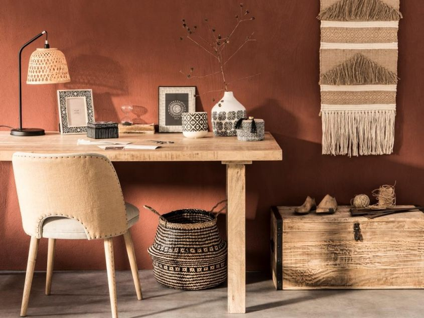 Catalogo maisons du monde primavera estate 2018 for Planimetrie hacienda messicano