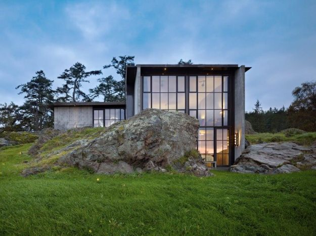 Pierre House di Olson Kundig Architects