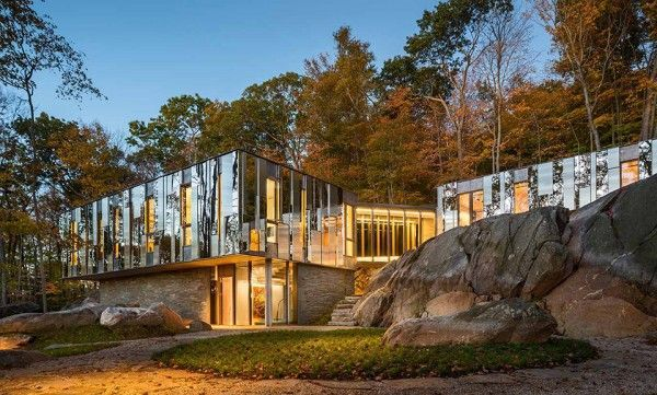 Pound Ridge House di Timberlake