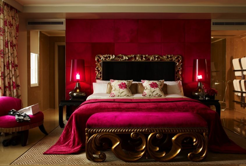 Suite Schiaparelli al The May Fair Hotel - Londra