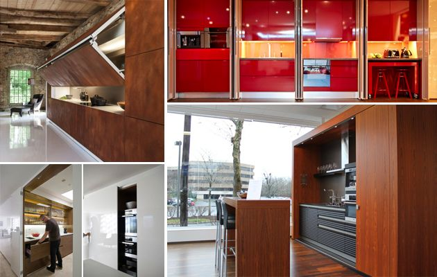 Awesome Cucine A Scomparsa Contemporary - acrylicgiftware.us - acrylicgiftware.us