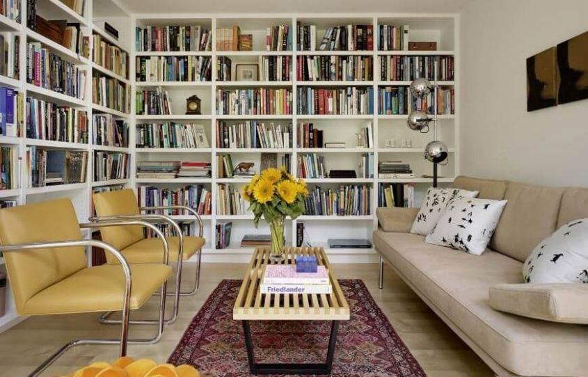 Le 9 librerie pi belle di pinterest design mag for Scaffali mondo convenienza