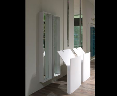 Arredo bagno Antonio Lupi: Lavabo di design Mr. Splash | Design Mag