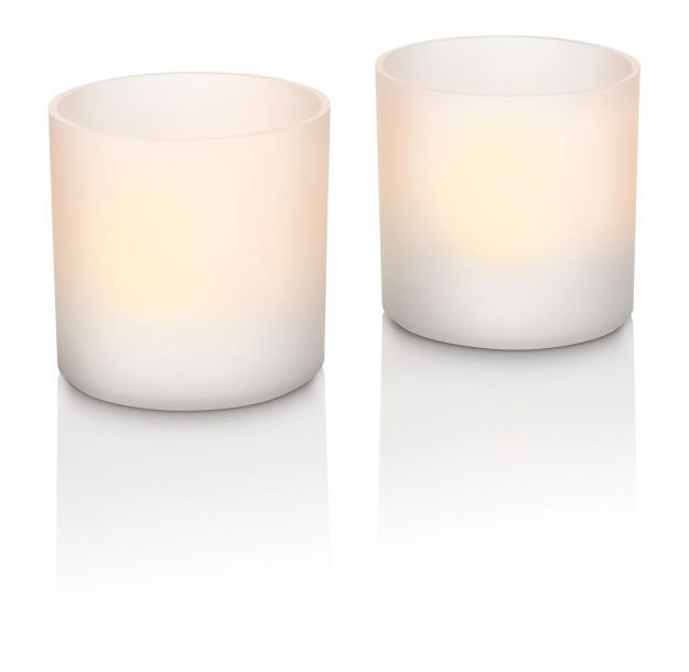 tealights candele philips