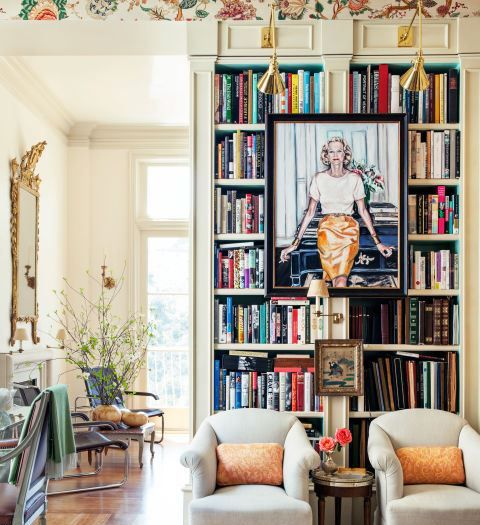 New Home Designs Latest Homes Interior Designs Studyrooms: 8 Idee Per Personalizzare Una Libreria