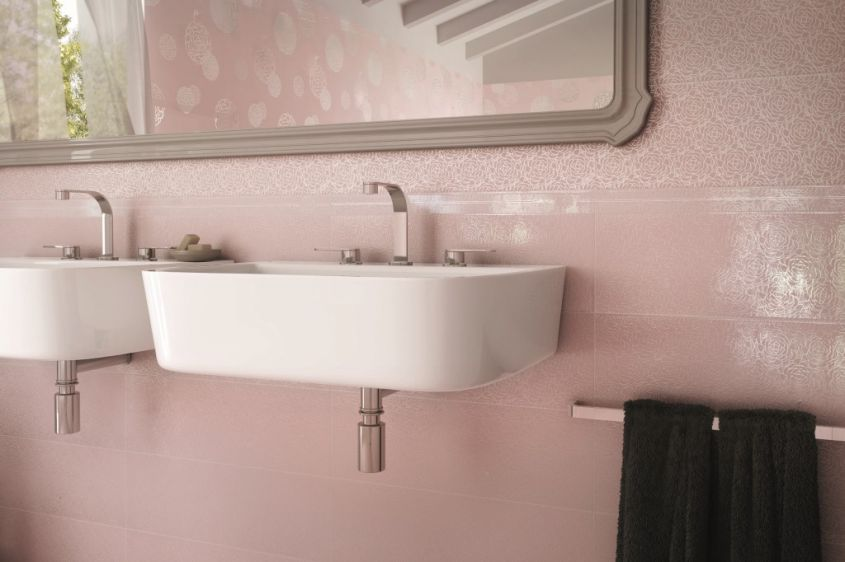 Ceramiche Hello Kitty da bagno