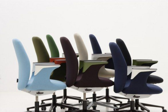 Worknest dei fratelli Bouroullec
