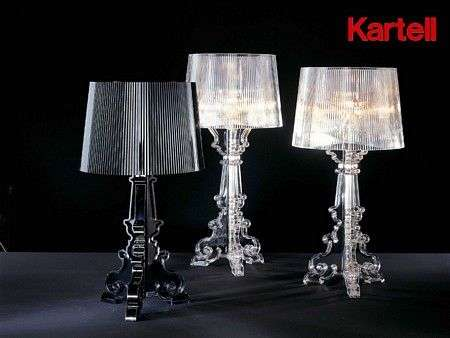 kartell lampade bourgie
