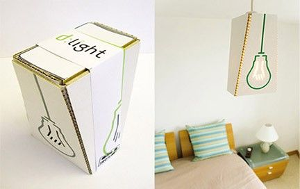 packaging dlight