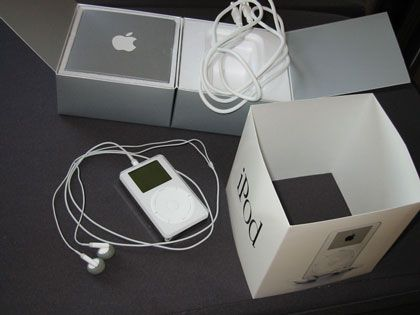 packaging ipod