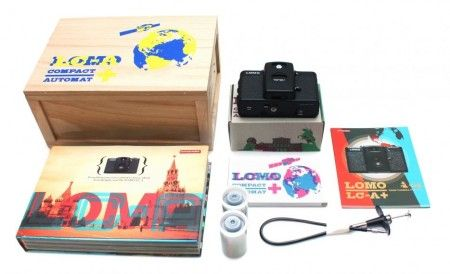 packaging lomo