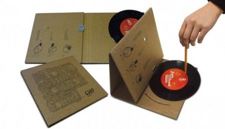 packaging vinile
