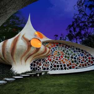 Casa Nautilus è in Messico