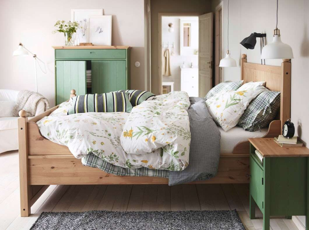 Arredare una camera da letto piccola foto design mag - Camera stile country ...