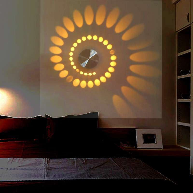 Applique da parete moderne foto 5 40 design mag - Applique camera da letto ...