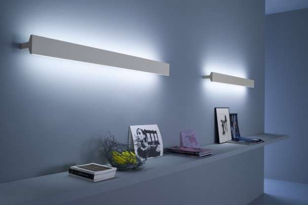 Applique da parete moderne foto design mag for Lampade a led casa