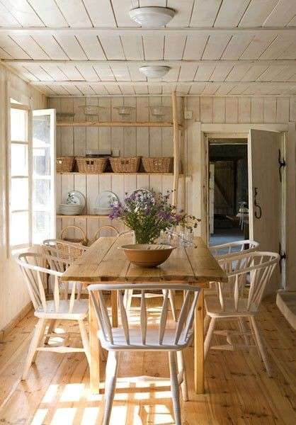 Beautiful Sala Da Pranzo Country Gallery - Design and Ideas ...