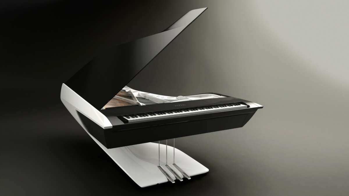 Piano Peugeot Design Lab