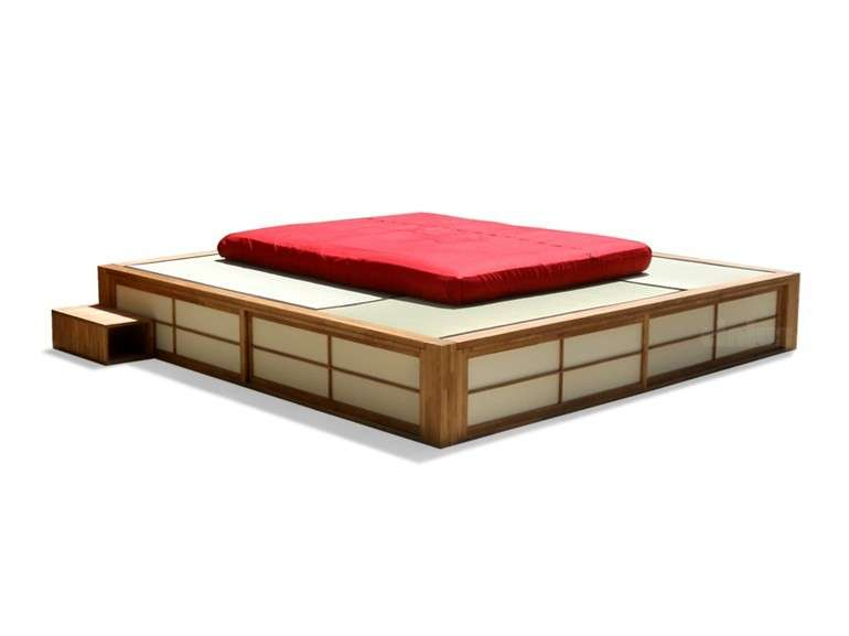 Letto tatami giapponese