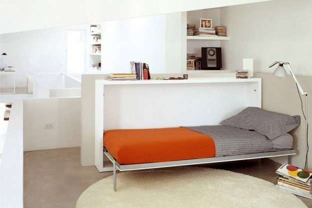 Beautiful mobile letto singolo a scomparsa ikea images for Letto a mobile ikea