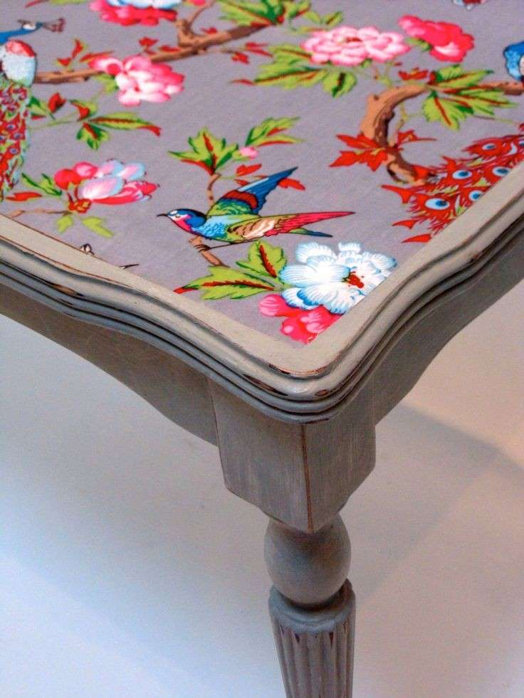 Decorare con il decoupage