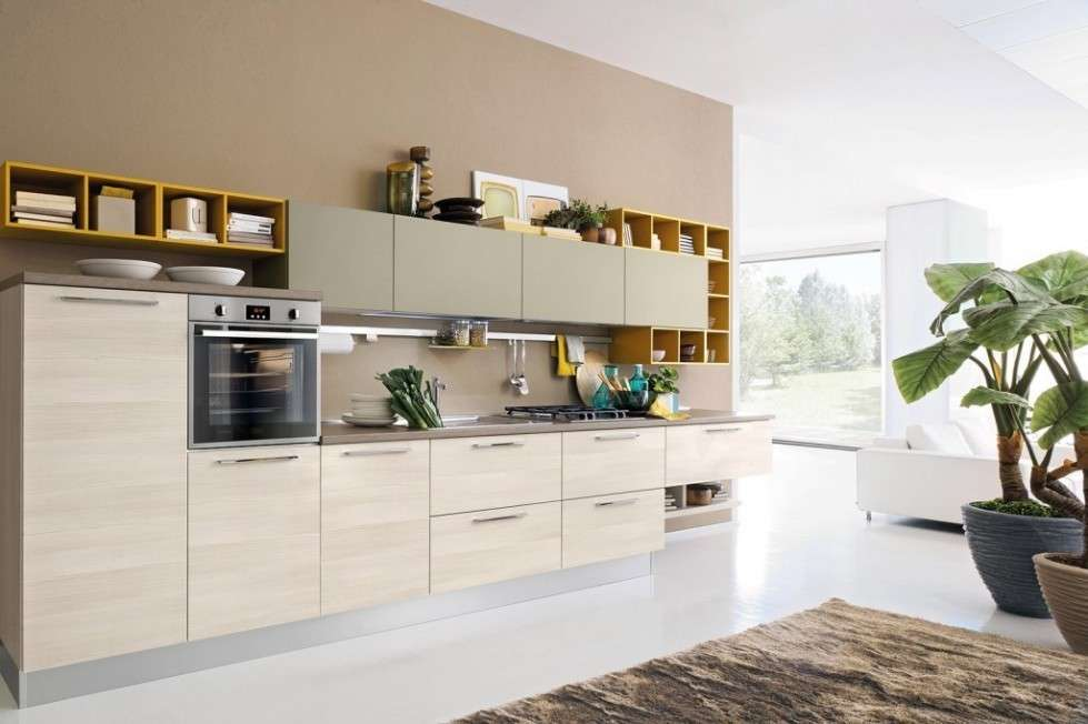 Cucina per open space