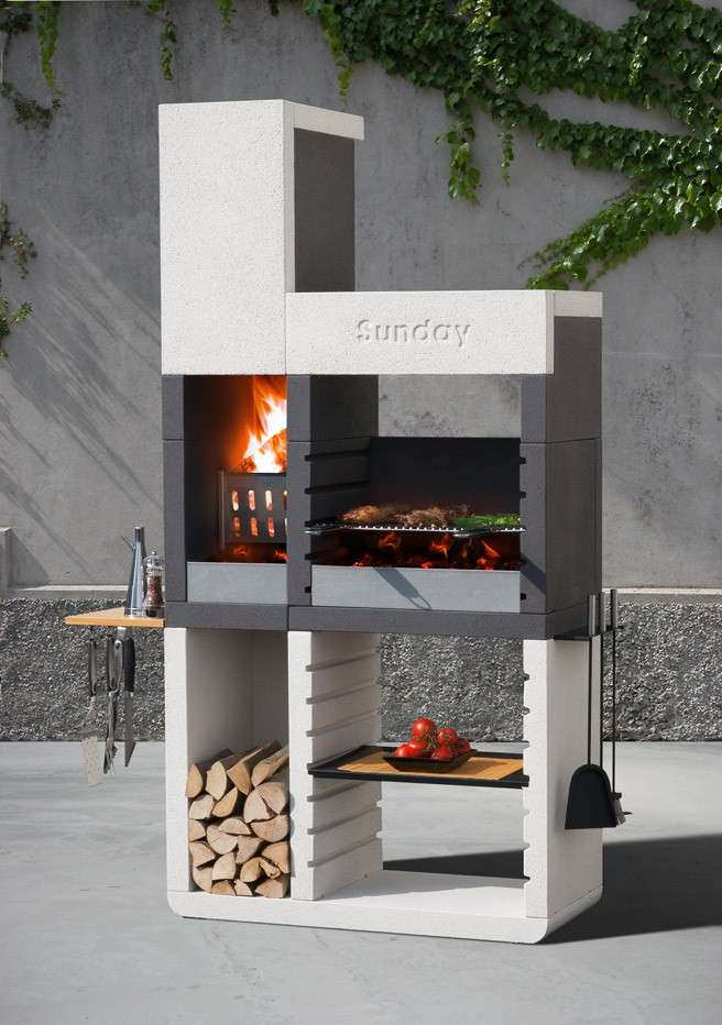 Barbecue di design