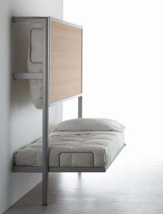 arredare una cameretta piccola foto design mag. Black Bedroom Furniture Sets. Home Design Ideas