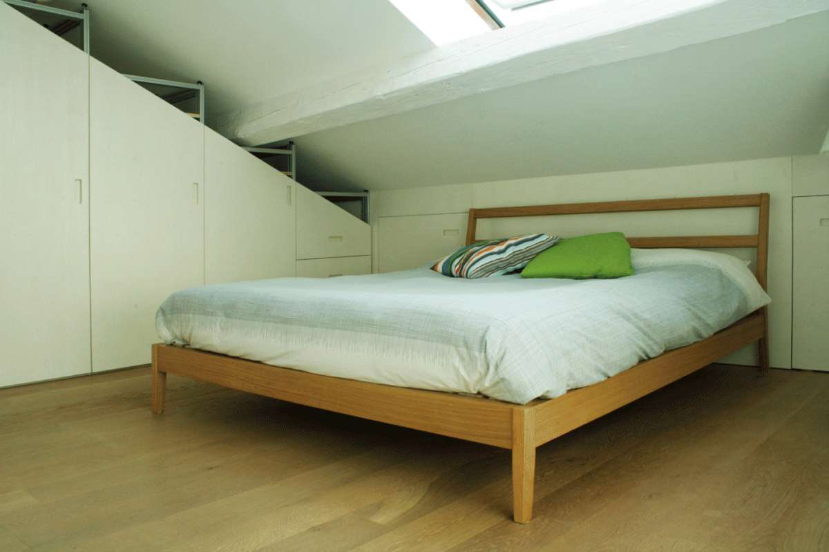 Amazing Camera Da Letto In Mansarda Photos - Comads897.com ...
