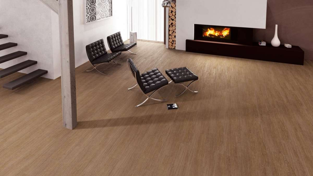 vinyl flooring in living room ideas rinnovare le piastrelle pavimento foto design mag 25431