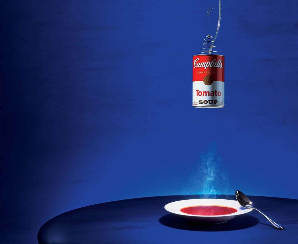 Canned Light di Ingo Maurer