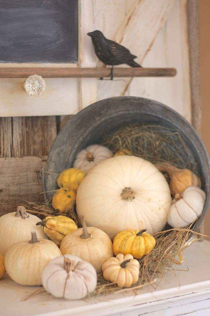 Come decorare casa in autunno