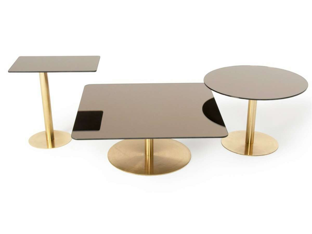 Comodino moderno Flash di Tom Dixon