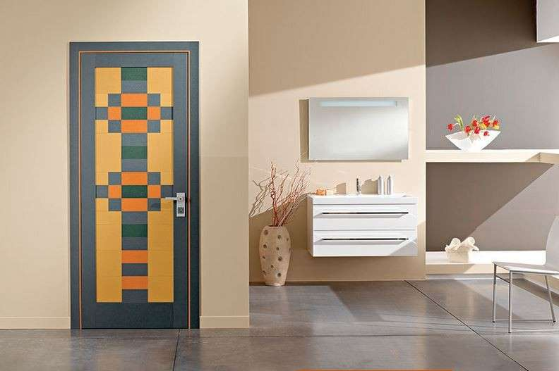 Porta battente Diby Security Doors