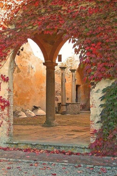 Lucca in autunno