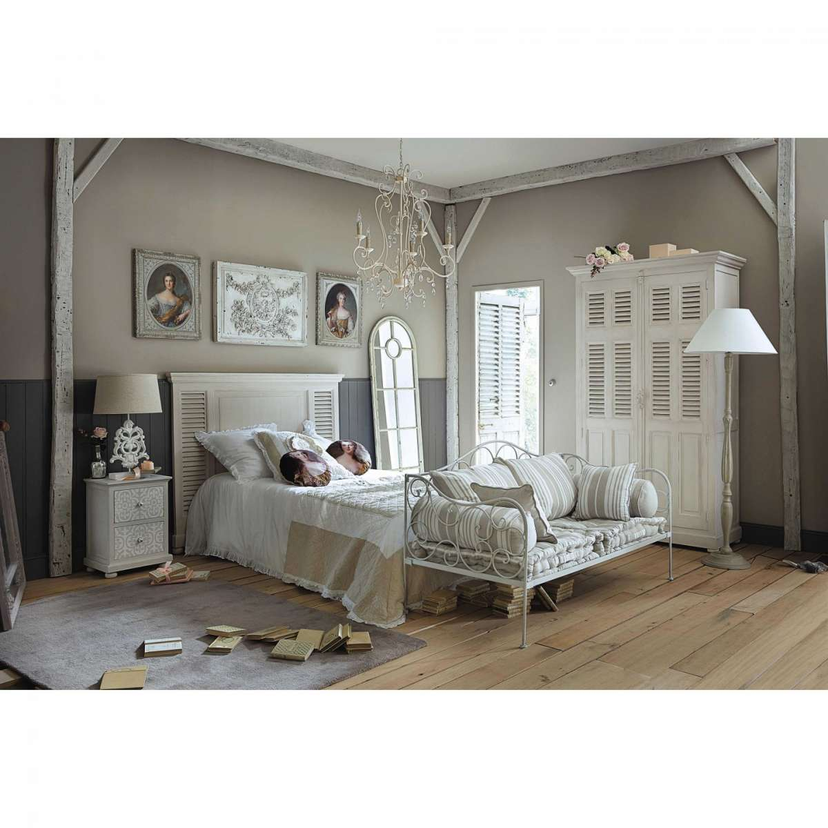 Emejing Camera Da Letto In Stile Provenzale Ideas - House Design ...