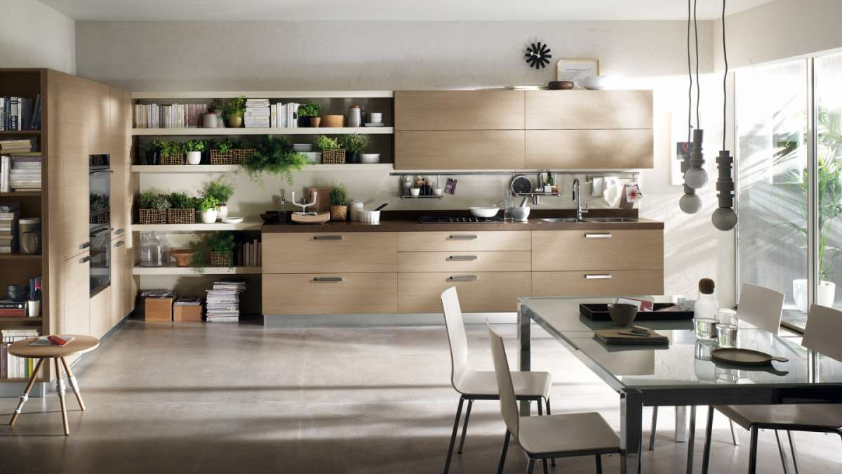Best Cucine Con Mensole Images - harrop.us - harrop.us