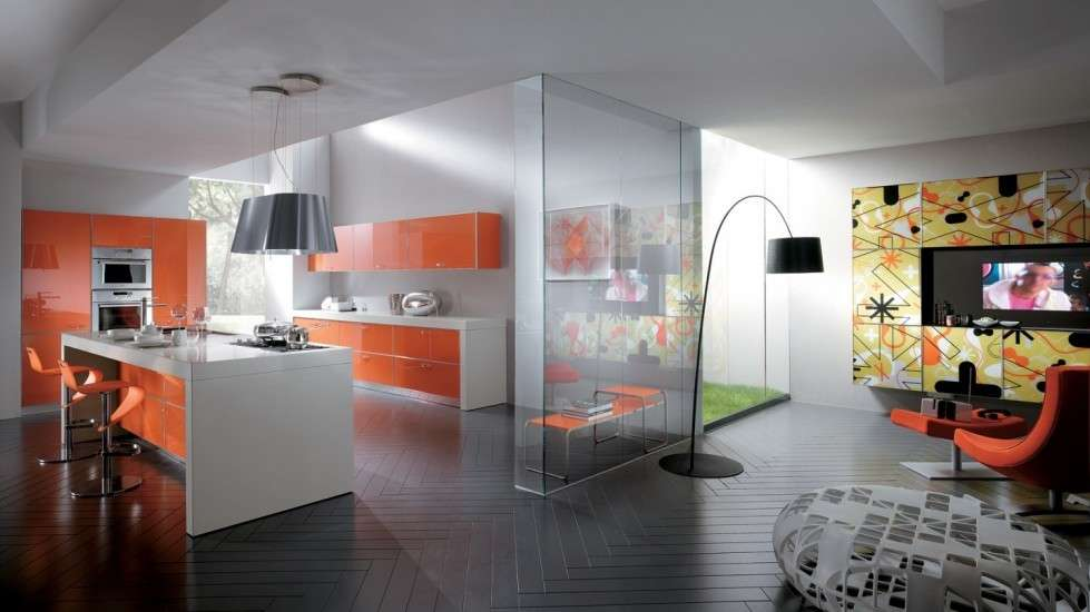 Living multicolor Scavolini