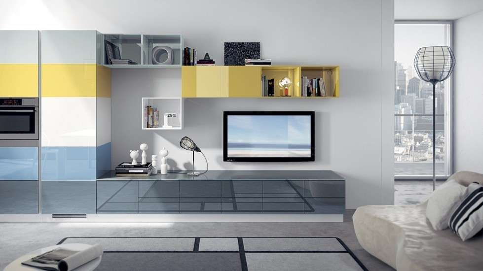 Living Tetrix Scavolini