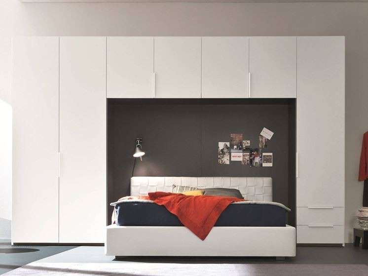 Camere da letto matrimoniali a ponte 2016 foto design mag for Camera a ponte ikea