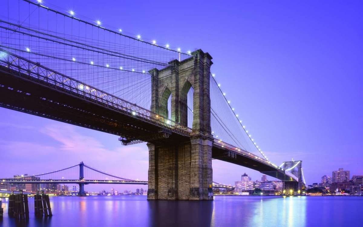 Brooklyn Bridge, uno fra i più belli del mondo
