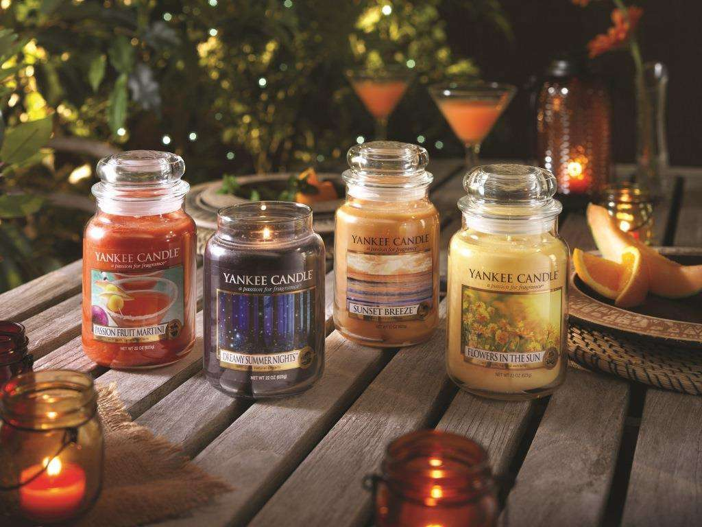 Warm Summer Nights di Yankee Candle