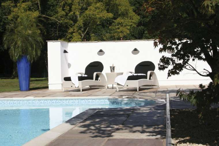 Area relax in stile moderno