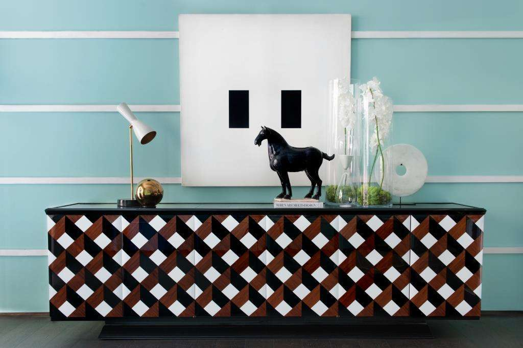 Credenza Studio Dimore Collection