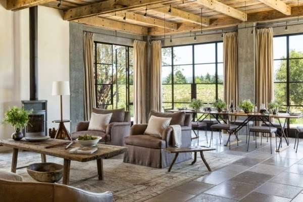 Arredare la casa in campagna in stile chic moderno foto for Casa interni design