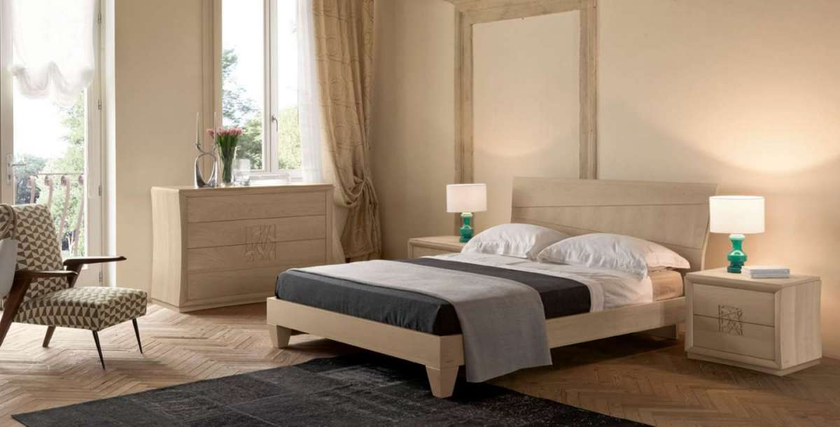 Idee camera da letto color sabbia (Foto 3/21) | Design Mag